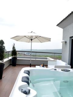Spa on every balcony