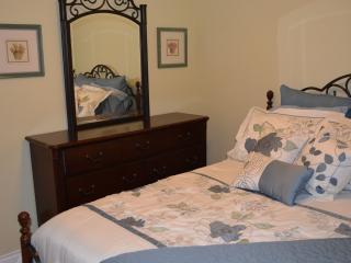 Queen Bedroom includes dresser