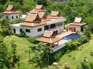 Stunning Thai style villa close to Layan beach