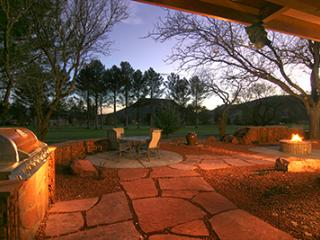 Golf Course Home, Sedona