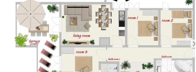 Floor schema