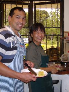 Activity: Cooking classes
