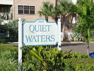 Direct Intracoastal Unit, Private Beach Access, Heated Pool, Hot Tub!, Indian Shores