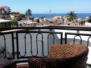 Puerto Vallarta Ocean View Condo 2 bedroom 2 bath