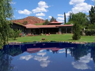 Sedona Sanctuary - Eight bedrooms/ Six baths/ View