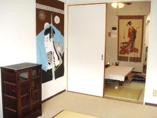 Shinjuku 2-6 sleep 2 Bedroom Private Apt. Tokyo