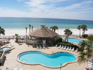 IRRESISTIBLE 3rd fl GULF FRT! 2BR 2B, w/free Bch set up (Mar-Oct), 1:30 CK-IN