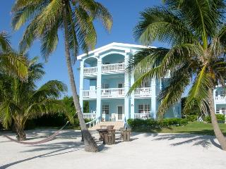 The entire second floor is yours! The expansive balcony faces the turquoise waters of the Caribbean!