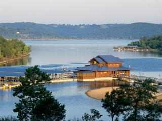 This 40 acre resort is situated on beautiful Table Rock Lake, near Branson, MO