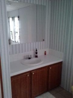 1 of 2 Master bath vanities