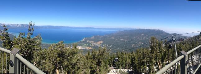 Heavenly Gondola Observation Deck.