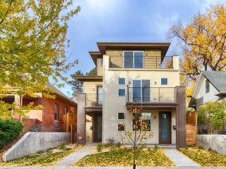 Modern new construction home just minutes from the Downtown Denver!