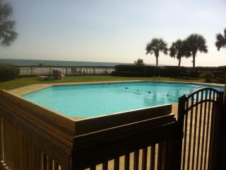 Oceanfront Picturesque Condo Rental with a Terrace