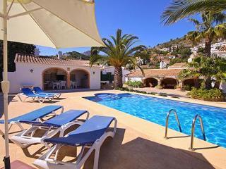 3 bedroom Villa in Xabia, Valencia, Spain : ref 5046921