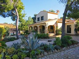 3 bedroom Villa in Xabia, Valencia, Spain : ref 5047057