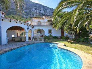 4 bedroom Villa in Denia, Valencia, Spain : ref 5046964