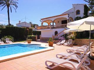3 bedroom Villa in Xàbia, Valencia, Spain : ref 5046912
