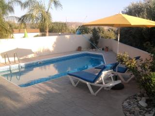 Pissouri Holiday Villa