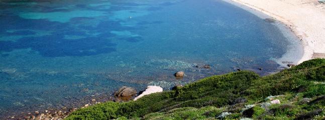 porto Ferro beach