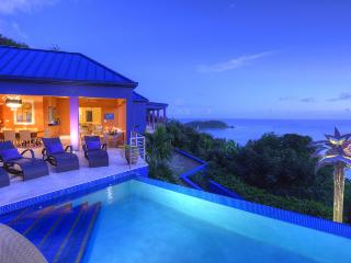 Large & Luxurious St. John Villa - Mare Blu, Virgin Islands National Park