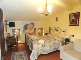 Tuscan Bed and Breakfast at Window to the Tower in Pisa, Pise