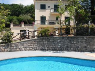 Modern 6 bedroom villa with pool on Sorrento Coast, Sant'Agata sui Due Golfi