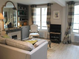 St Louis Secret - Designer ile St Louis 1 bedroom apartment, Paris