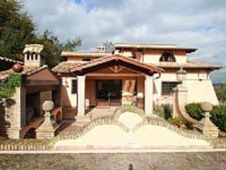 Villa Rosai, Campagnano di Roma