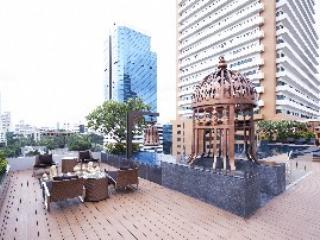 Rooftop recreational area