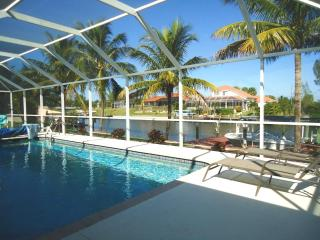 Your tropical escape, Gulf access, heated pool