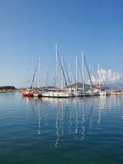 Marina, Naxos Town