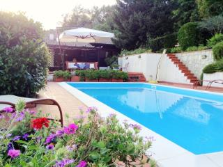 Luxury villa on the hills with pool in 5Terre Area, Podenzana
