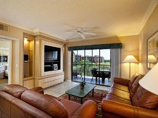 Two-Bedroom, Two-Bathroom Villa in the Westgate Lakes Resort and Spa