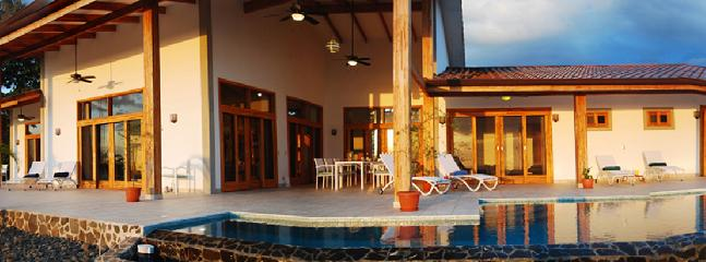 Welcome to Hacienda Isabella's Tranquil Setting