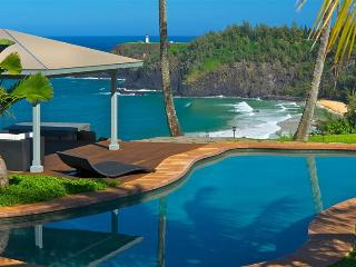 Dali Hale Estate On Secret Beach, Sleeps 12, Kilauea