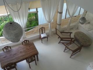 Beach front accommodation in Watamu, Kenya