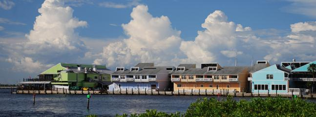 Punta Villas is a 1 mile walk to Fisherman's Village Resort & Marina