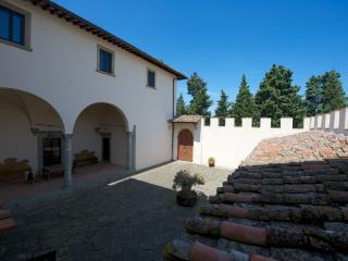 Rinuccino rinascimentale Villa con vista panoramica, Fiesole