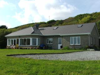 Cottage on Beach Road overlooking Clifden Bay