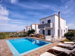 Luxury Villas in Chania Crete with Private Pool