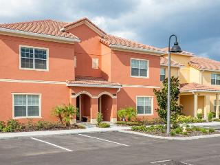 (4PPT89CL59) Paradise Palms: Quality Vacation Home in Disney Area, Kissimmee, Florida., Four Corners