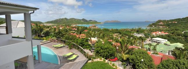 Phebus at Saint Jean, St. Barth - Ocean View, Walk To Beach and Restaurants, St. Jean
