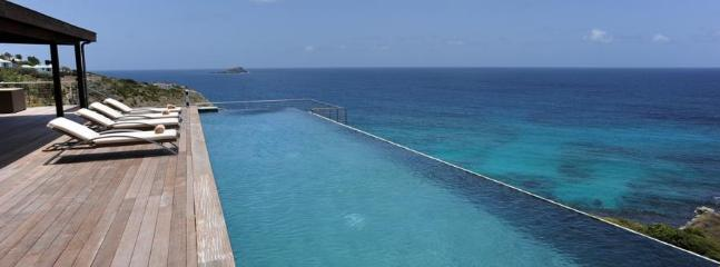 Seascape at Pointe Milou, St. Barth - Ocean View, Contemporary Style, Heated