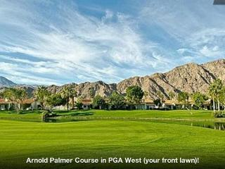 Overlooking Palmer Private Course