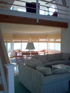 Living Room, Dining Area, and Loft