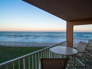 Oceanfront...Large Corner Balcony..Renovated, Satellite Beach