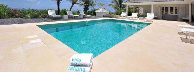 Tatiana at Deve, St. Barth - Ocean View, Pool, Private, Grand Fond