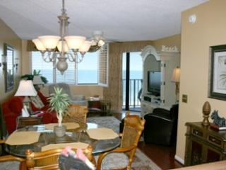 SPINNAKER 503 - 2 BEDROOM OCEANFRONT, North Myrtle Beach