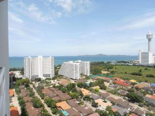 Pattaya Thailand Beautiful Studio Condo with Ocean, Sattahip