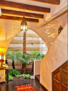 Oasis Garden Entry